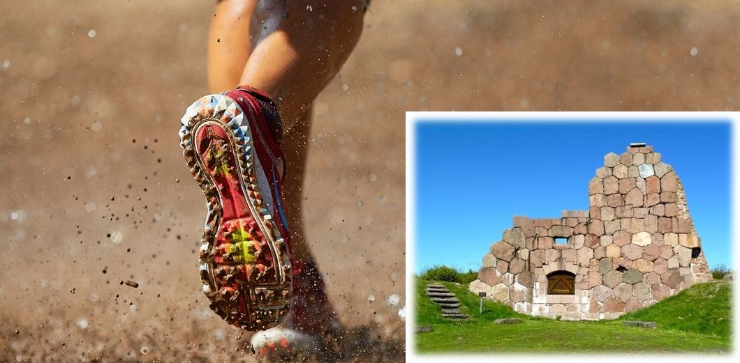 Running contest:  Bomarsund Trail Run
