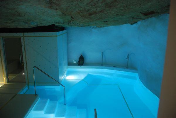 Spa på Hotell Can Faustino, Ciutadella Menorca