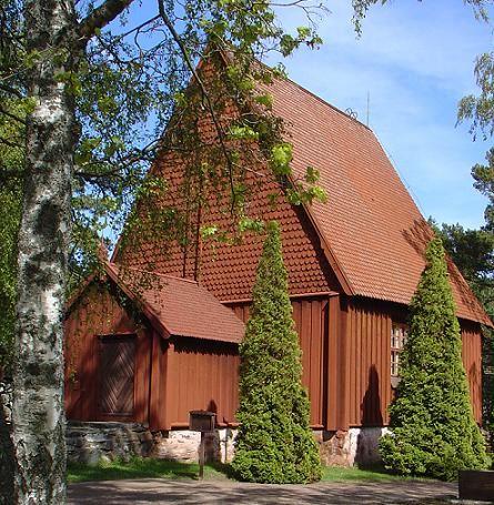 Sottunga church - S:ta Maria Magdalena