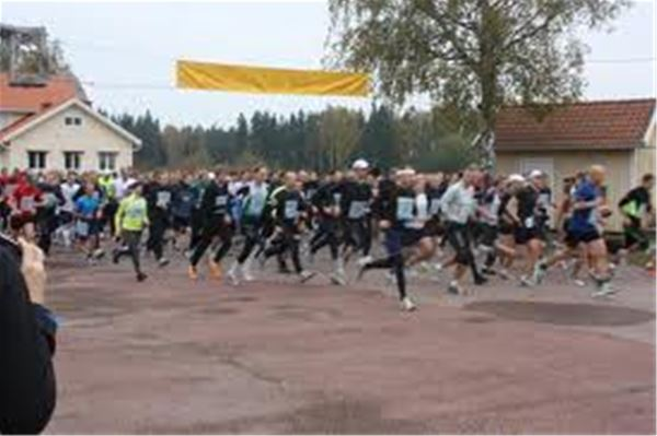 Running contests: Kanonloppet och Ålandsmarschen 2020