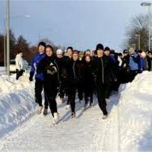 Running contest: Nyårsruset 2019