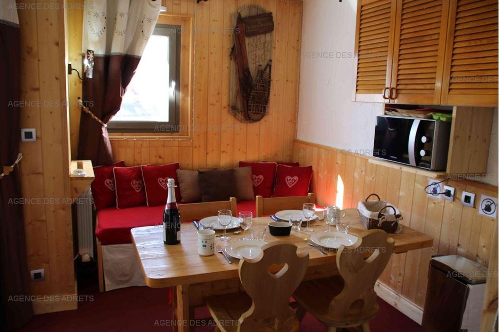 Lauzières / 2 Pièces Cabine 5 people  -  2 Flocons Argent