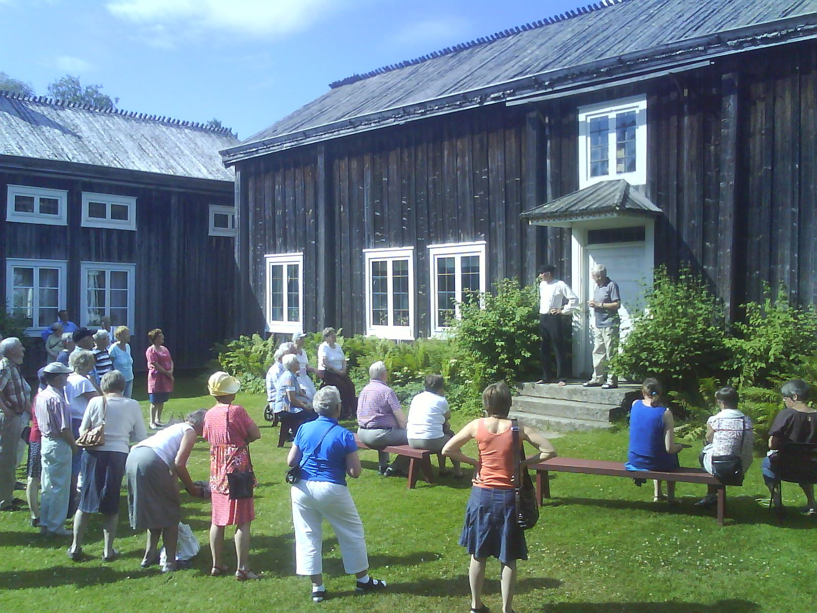 Swedish folkore music - a learning vacation in Mid-Sweden