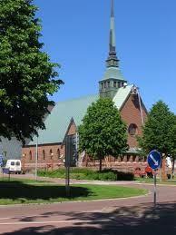 Mariehamn Kirche - S:t Göran