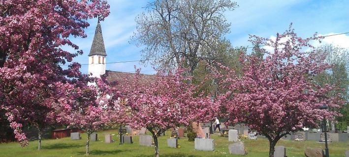Lumparlands kyrka - S:t Andreas