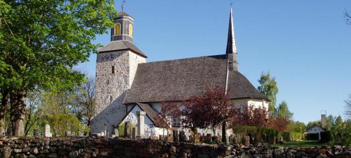 Lemlands kyrka - S:ta Birgitta