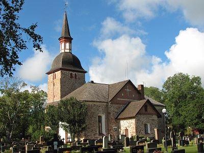 Jomala kyrka - S:t Olof