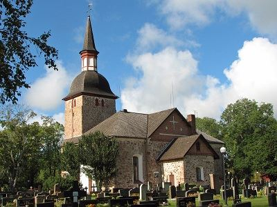 Jomala church - S:t Olofs