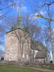 Sunds kyrka - S:t Johannes döpares kyrka