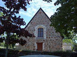 Getan kirkko - S:t Görans kyrka