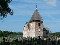 Hammarlands kyrka - S:ta Catharina