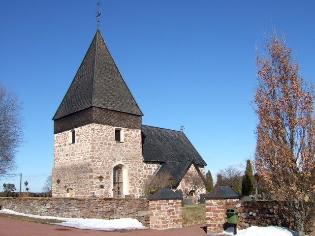 Eckerö kyrka - S:t Lars