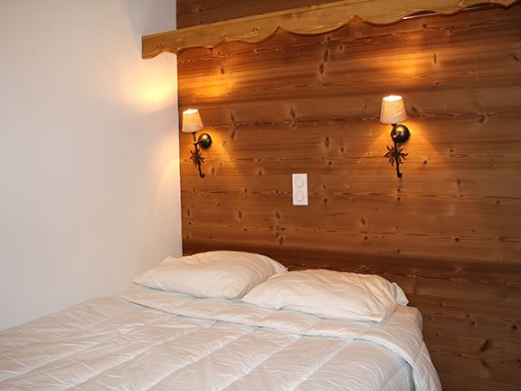 2 Rooms 5 Pers ski-in ski-out / CORYLES B 653