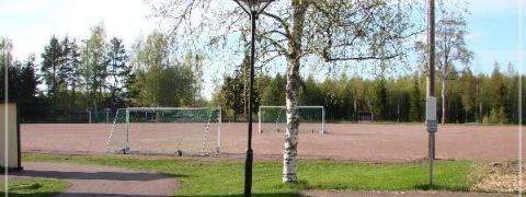Klaras sandplan i Hammarland