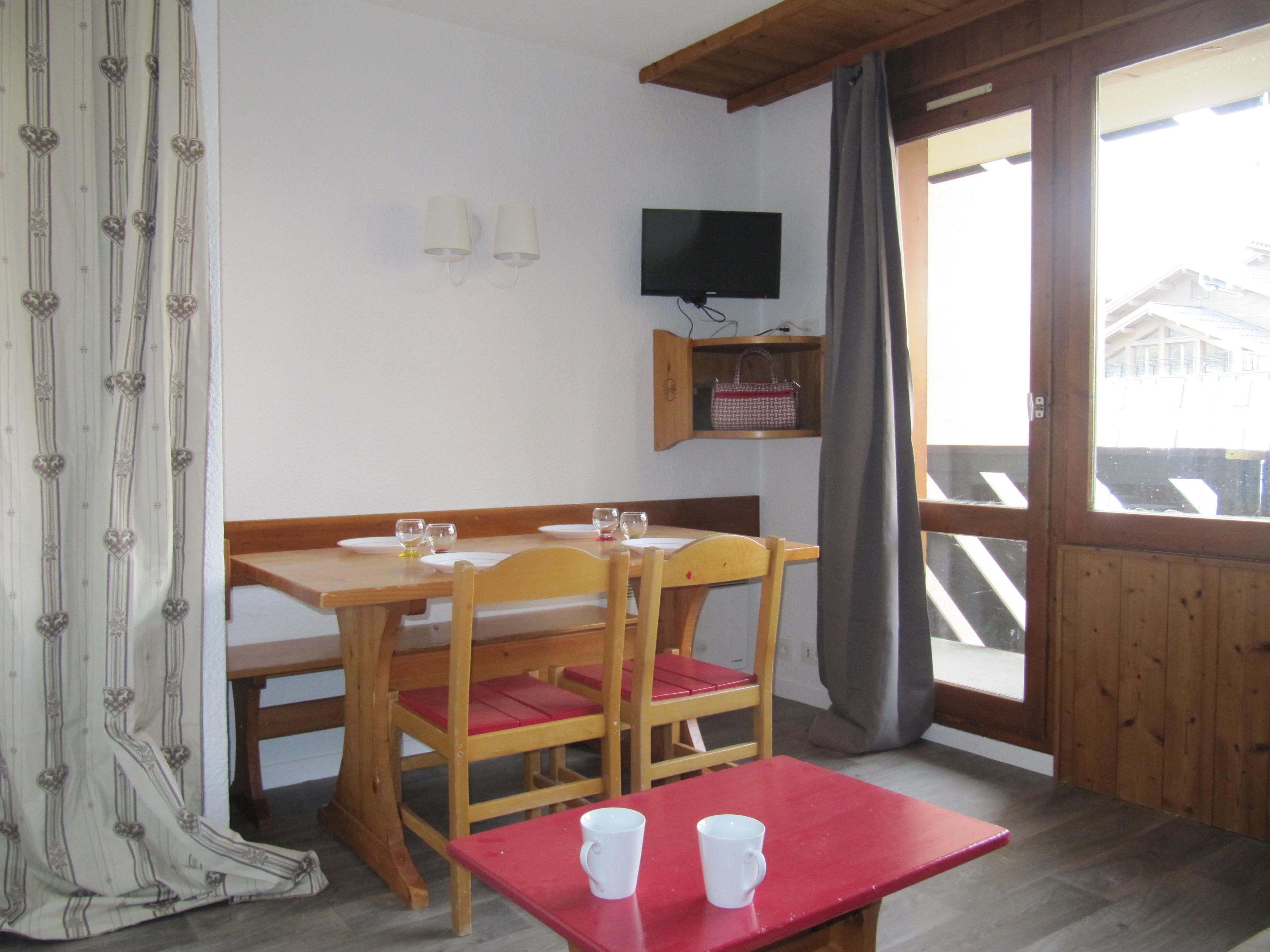 Cuzco F25 > 2 pièces + cabine - 5 personnes - 1 Flocon Argent