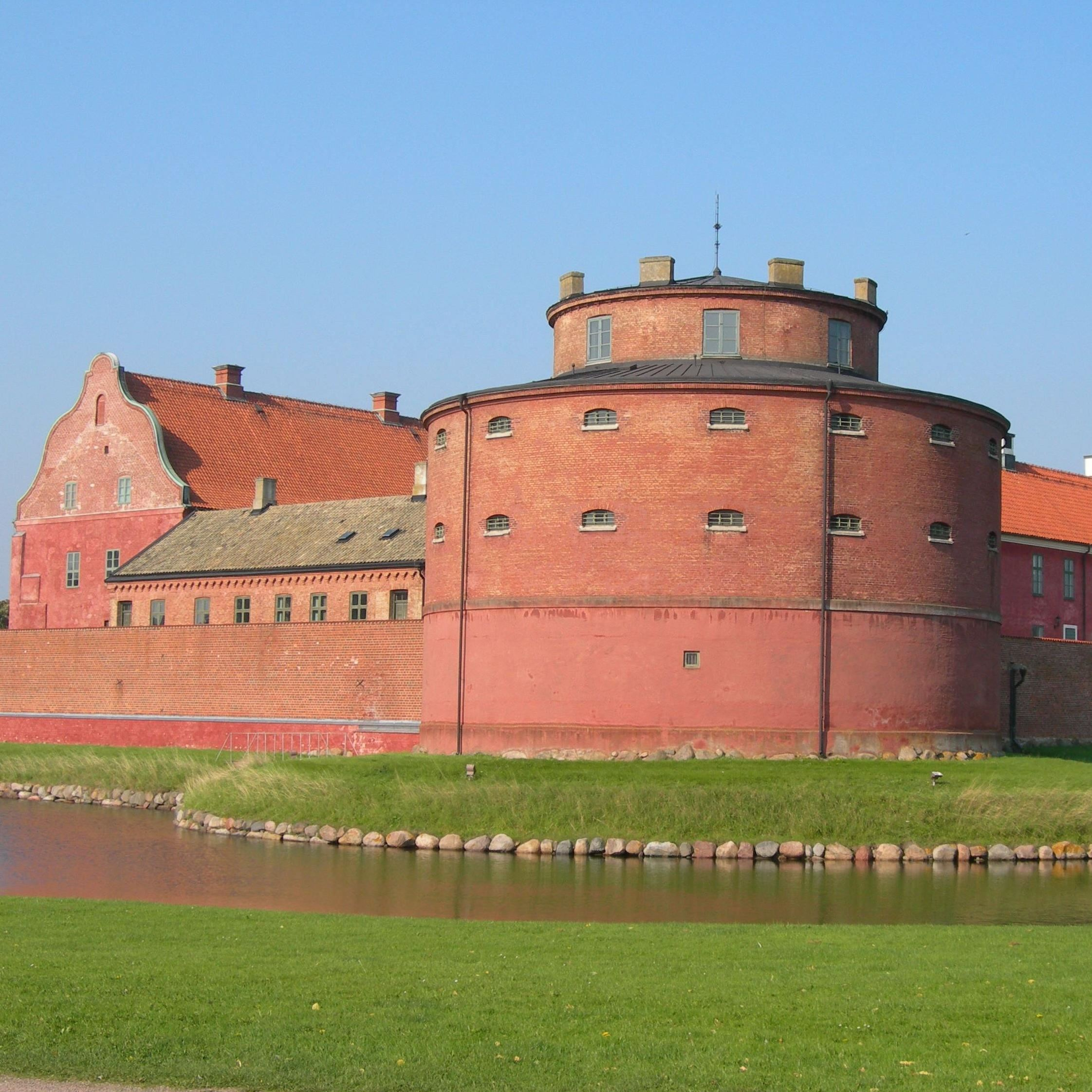 Foto: Landskrona stad, The Landskrona Fortress, The Citadel