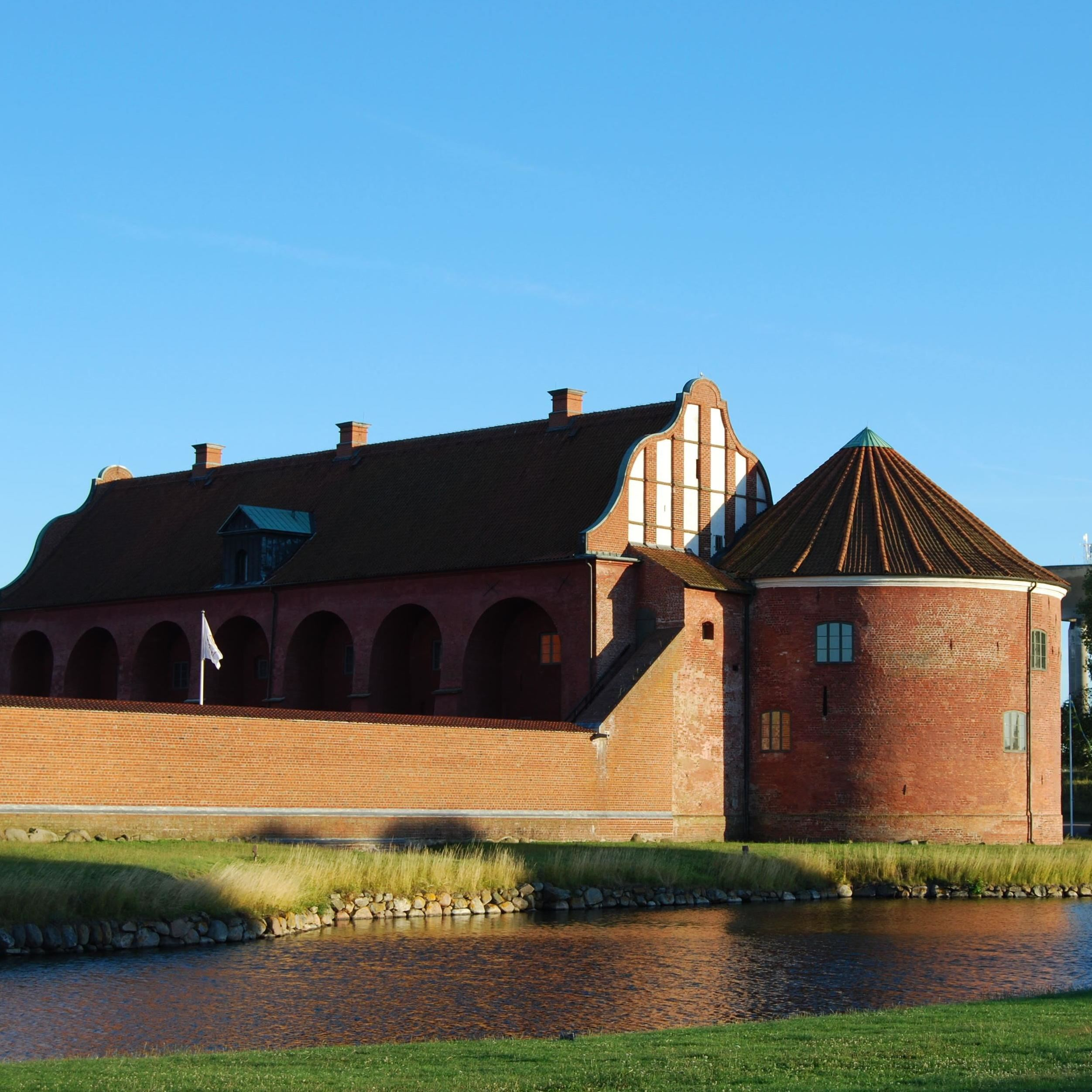 The Landskrona Fortress, The Citadel