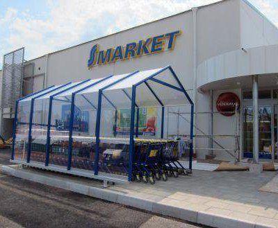 S-Market - Varuboden på Åland, Jomala