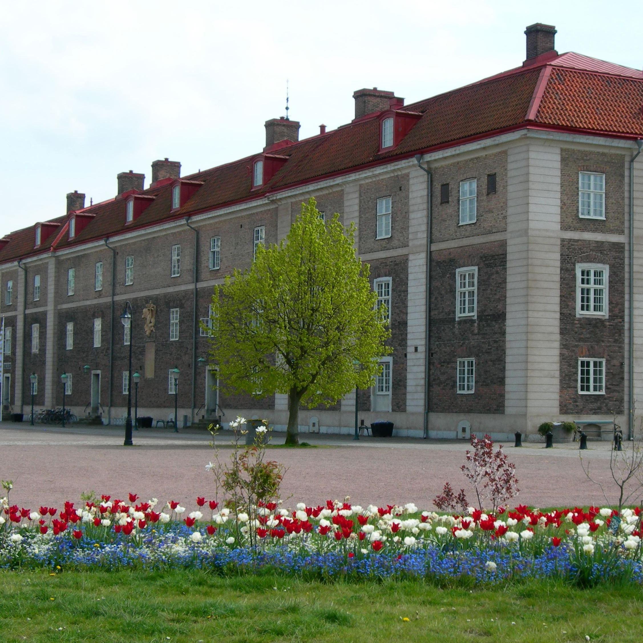 Foto: Landskrona stad, Kasernenplatz und Museum Landskrona