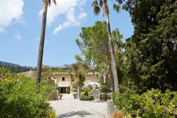 L´Hermitage Hotel & Spa, Orient Mallorca
