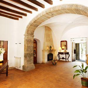 Interiör L´Hermitage Hotel & Spa, Orient Mallorca