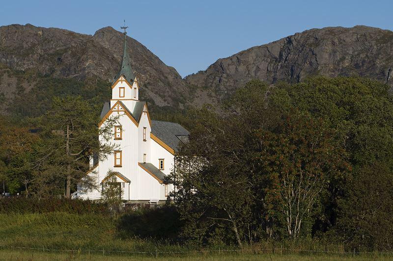 Orsolya Haarberg,  © Orsolya Haarberg, Sømna Kirke