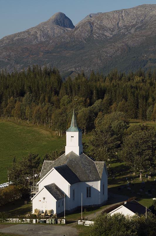Orsolya Haarberg,  © Orsolya Haarberg, Vassås Kirke