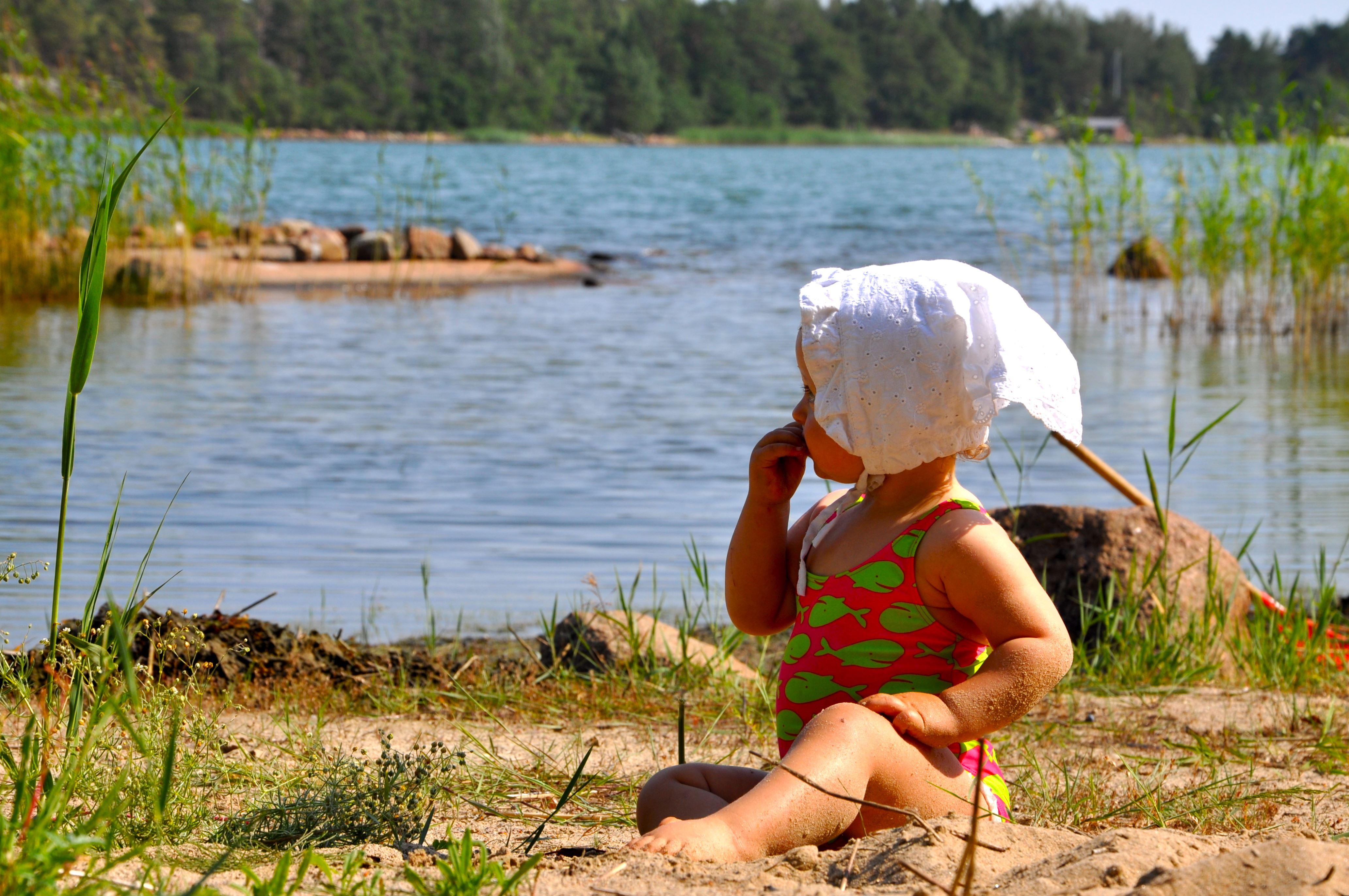 Bamböleviks badstrand, Finström