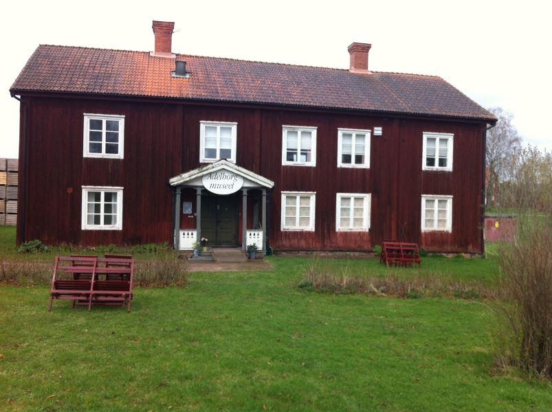 Systrarna Adelborgs Bibliotek - Föreläsning