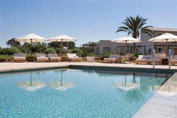 Pool på Fontsanta Hotel Thermal Spa & Wellness, Colonia de Sant Jordi Mallorca