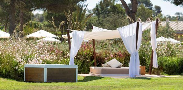 Exteriör Fontsanta Hotel Thermal Spa & Wellness, Colonia de Sant Jordi Mallorca
