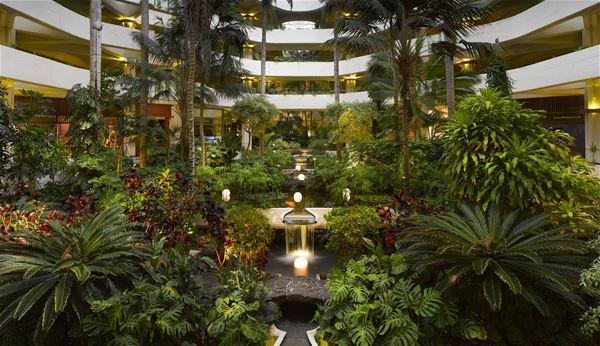 Interiör Hotell Melia Salinas, Costa Teguise Lanzarote