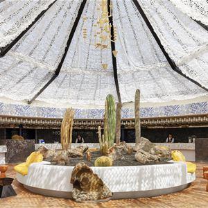 Reception på Hotell H10 Lanzarote Princess, Playa Blanca Lanzarote