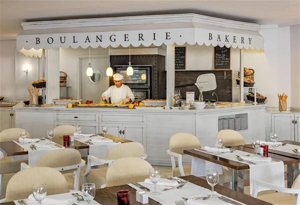 Bageri på Hotell H10 Lanzarote Princess, Playa Blanca Lanzarote