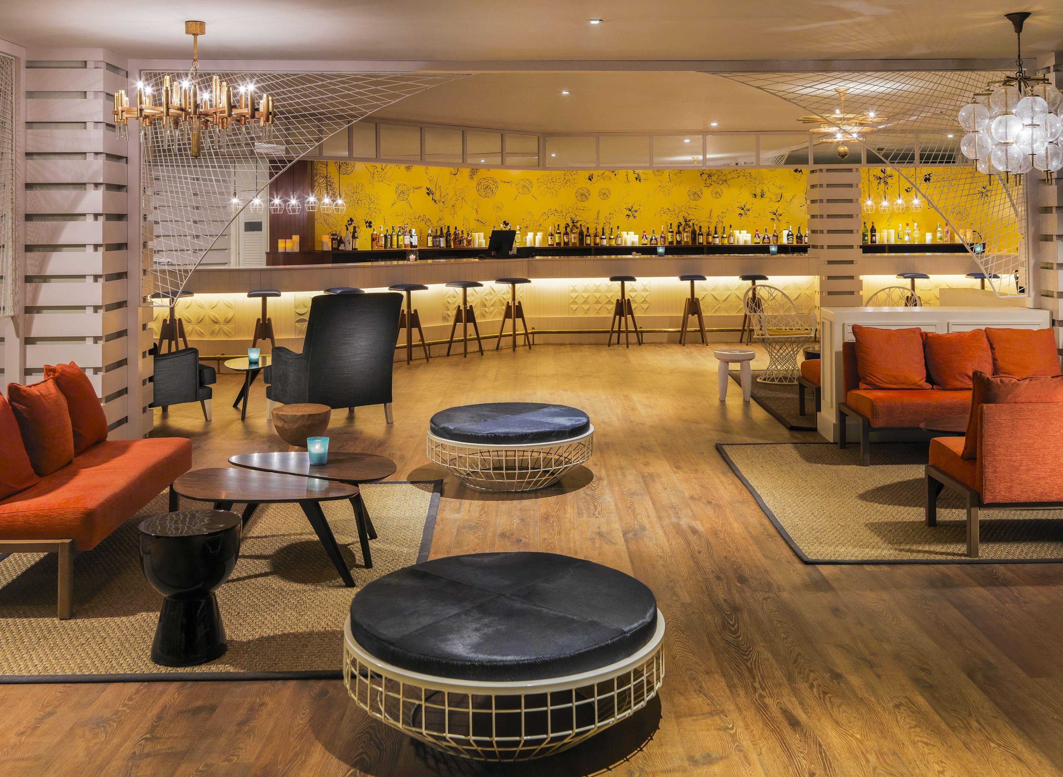 Lobby på Hotell H10 Lanzarote Princess, Playa Blanca Lanzarote