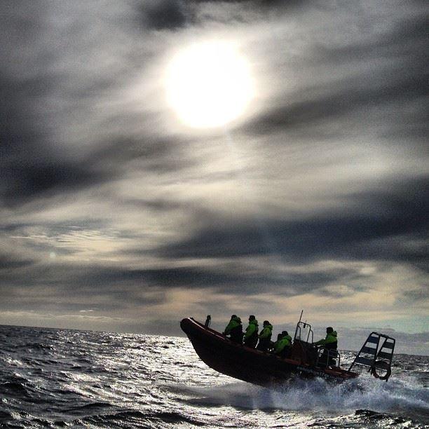 RIB-sighseeing fra Sandnessjøen