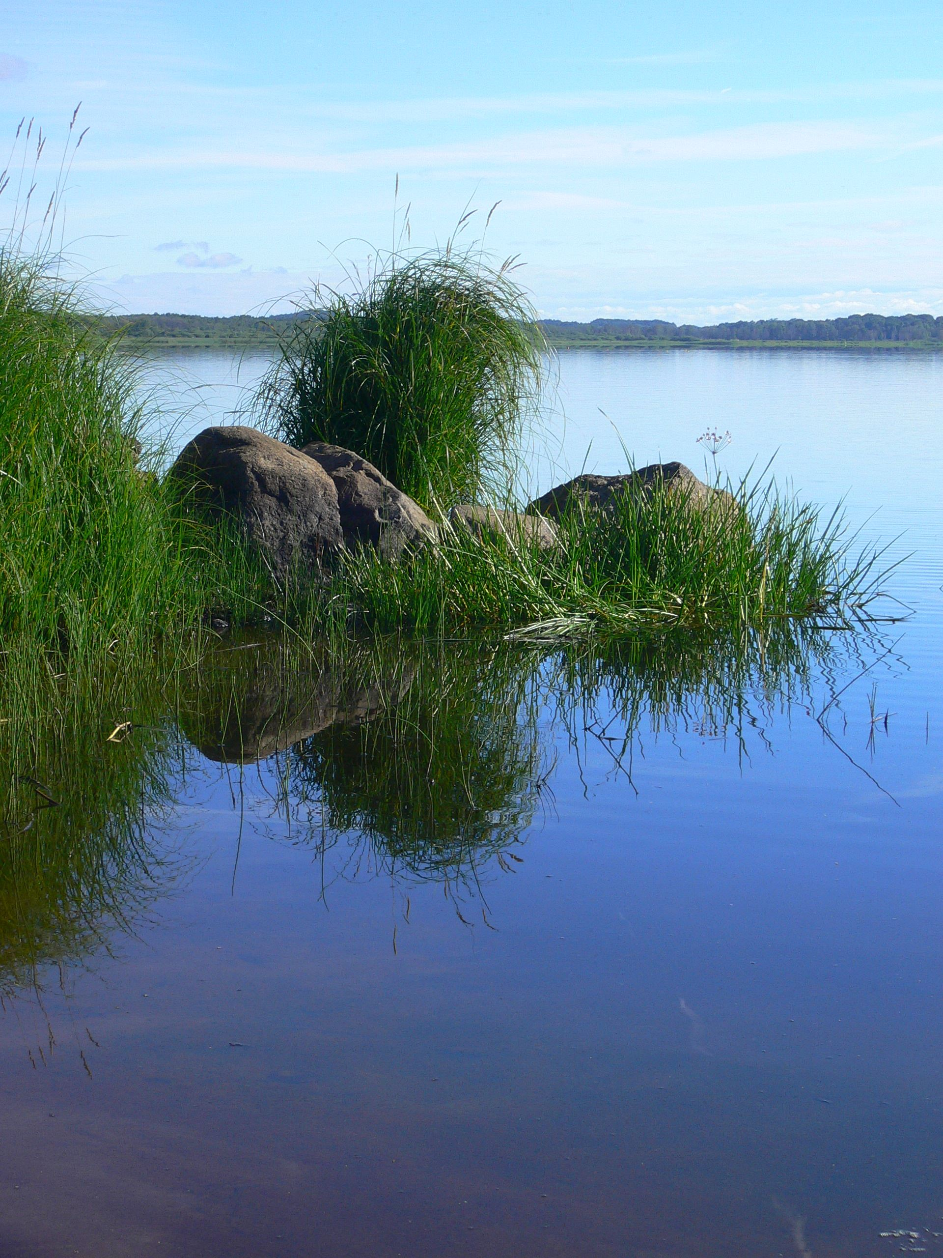 Finjasjöns historia