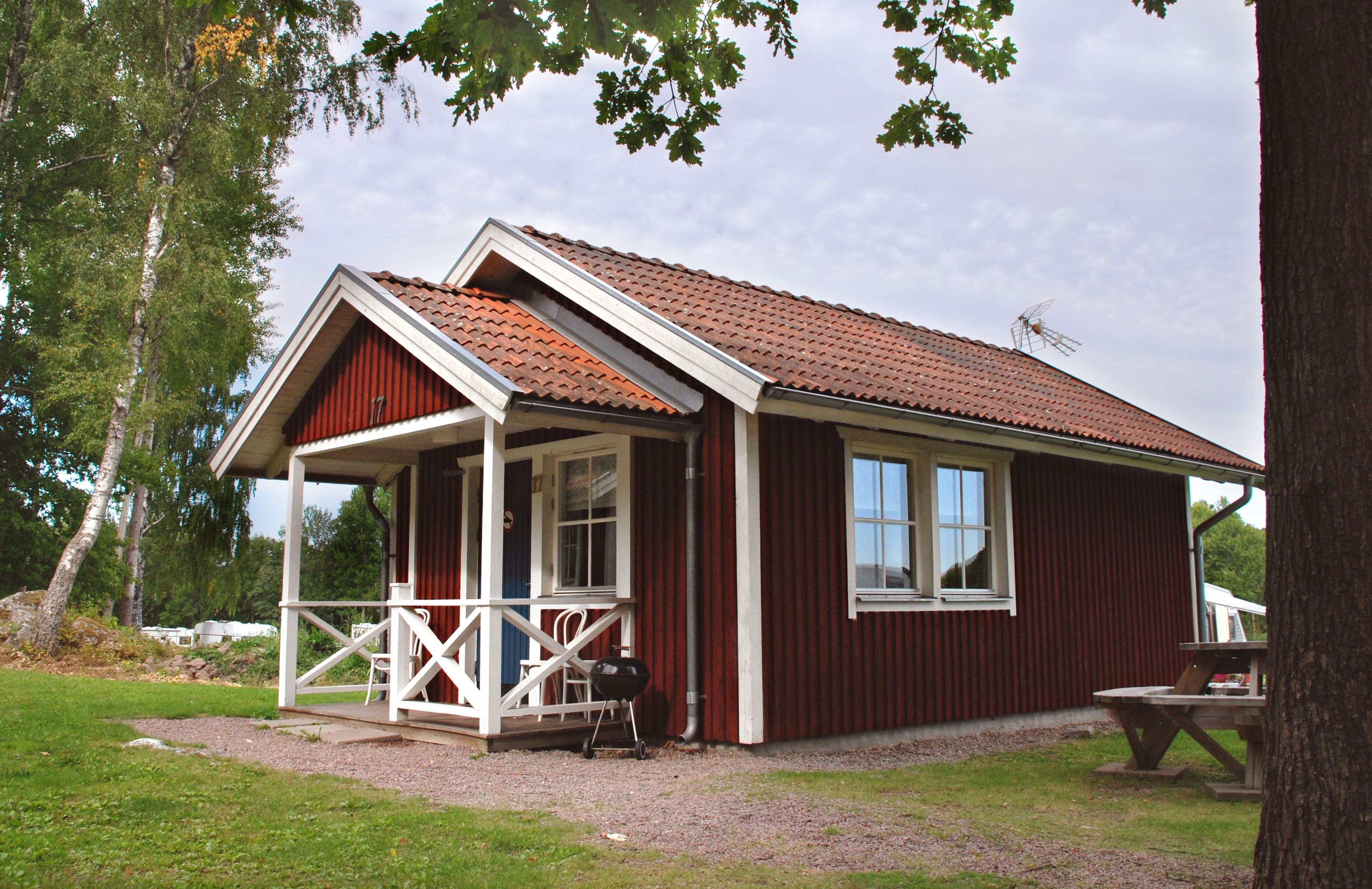 Skantzö Bad & Camping/Stugor