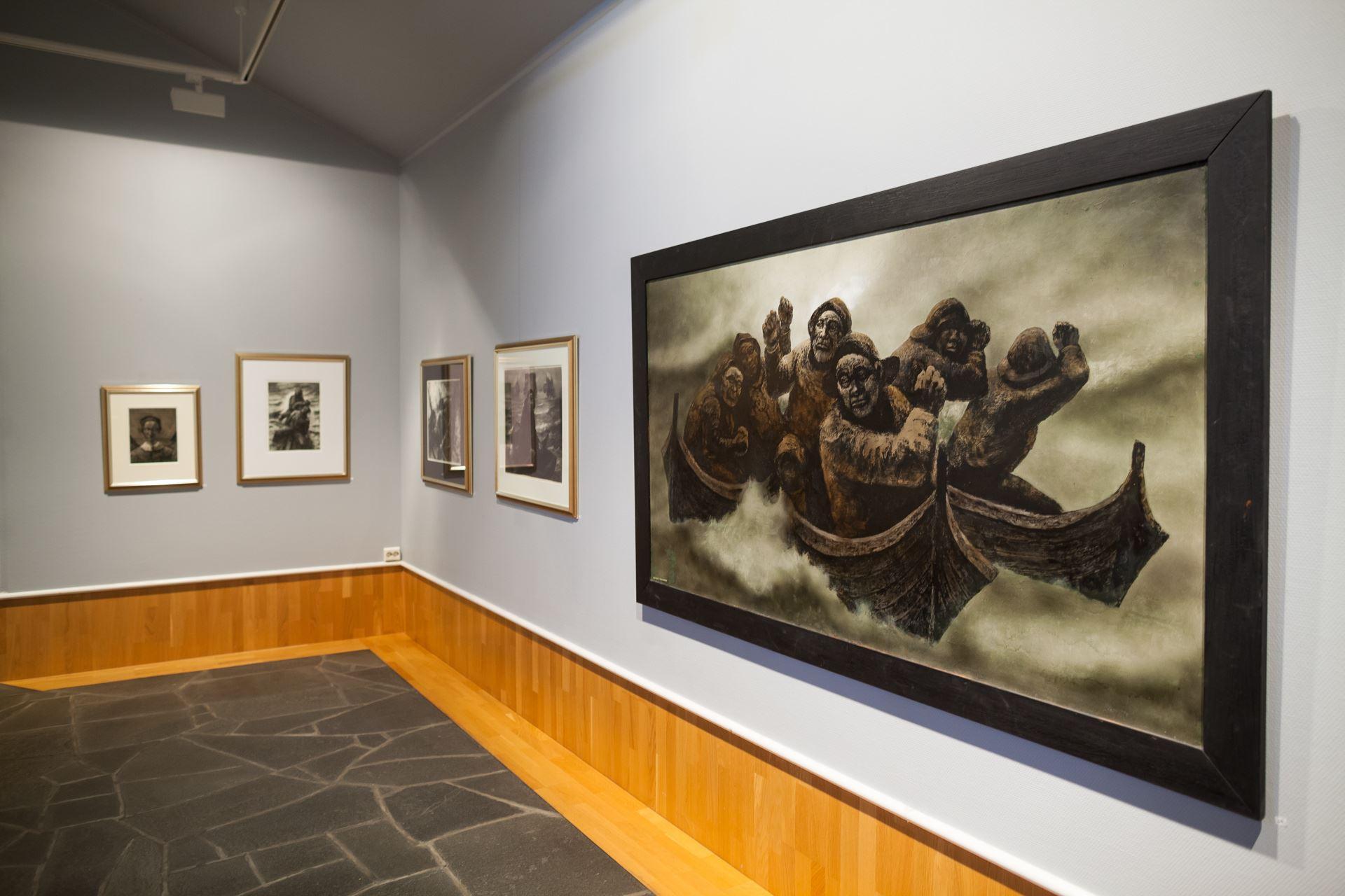 © Kjell Ove Storvik / Museum Nord, Galleri Espolin