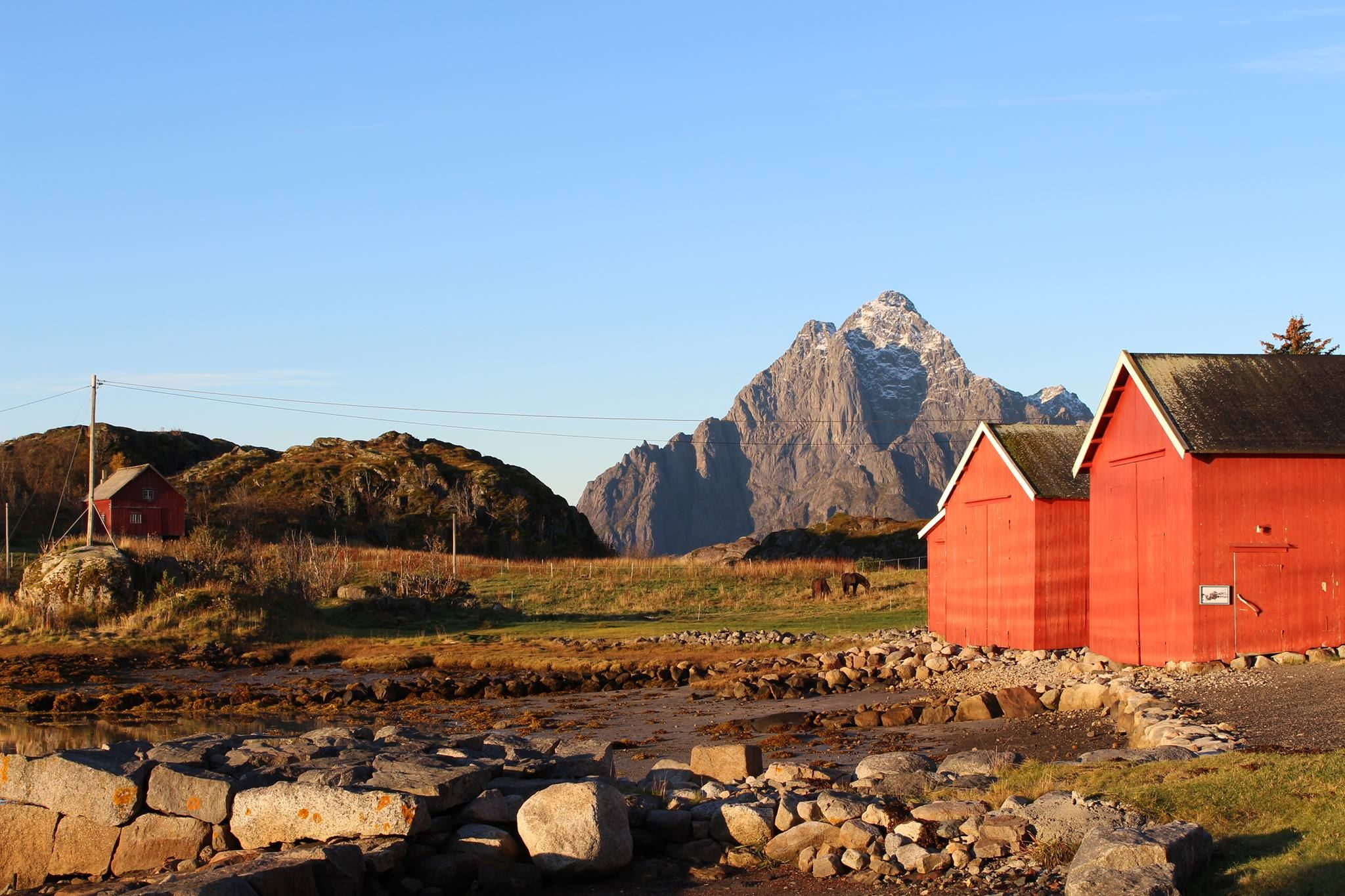 © Lena Karlstrøm / Museum Nord, The Lofoten Museum