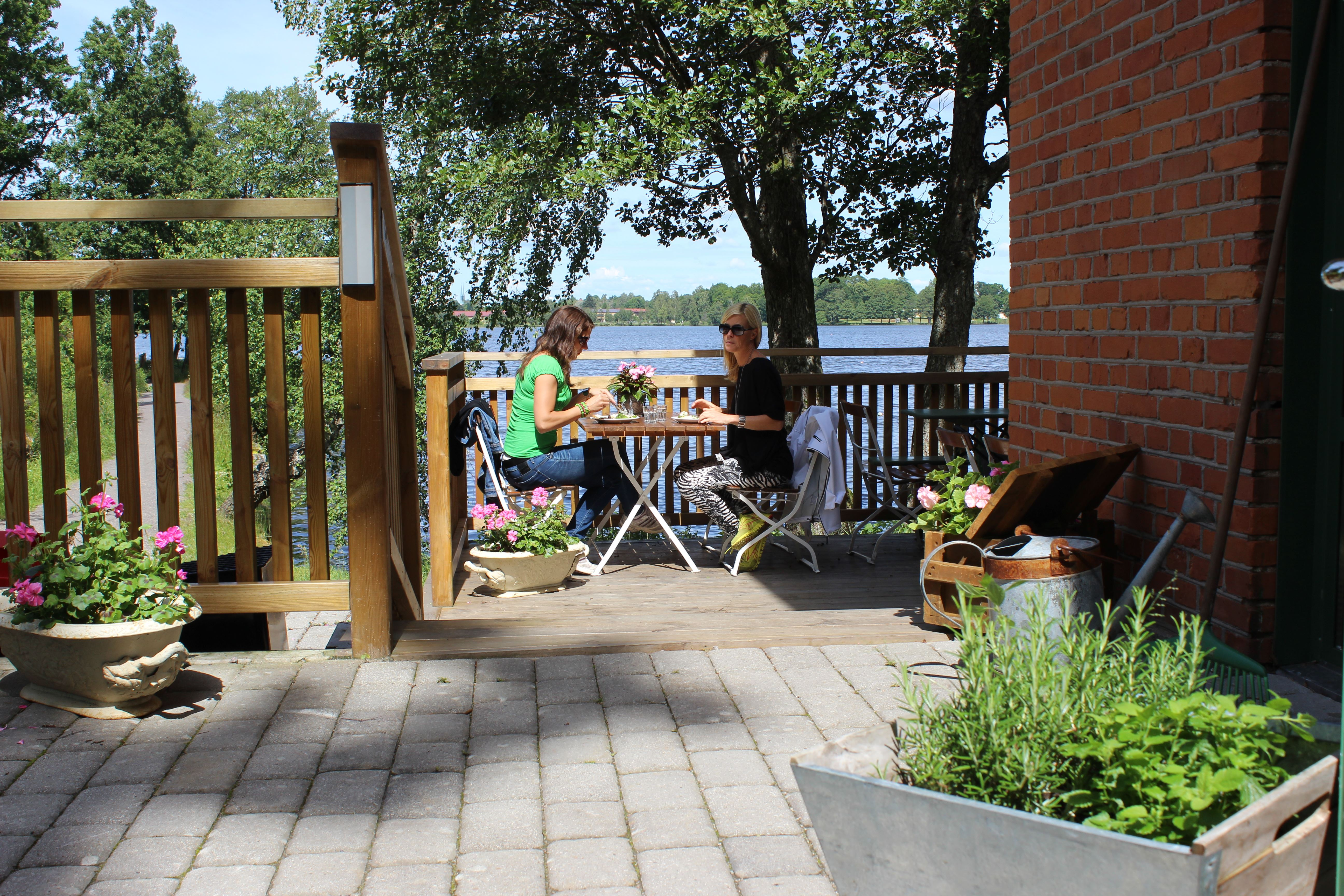 Brygghuset – Teleborgs Schlosscafé