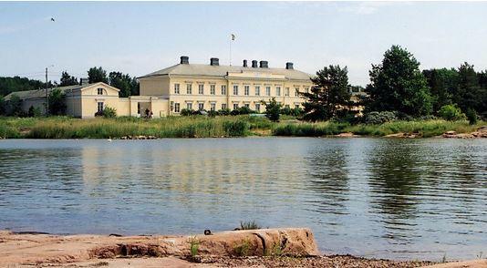 Eckerö Post- & tullhus