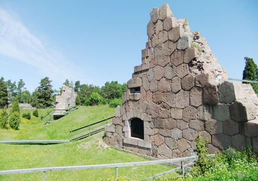The fortress of Bomarsund