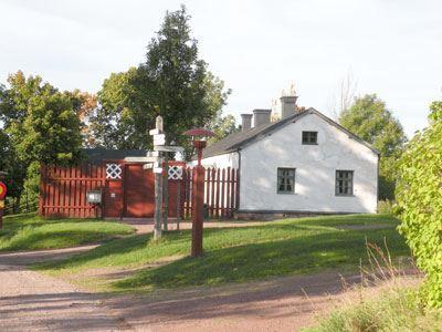 Fängelsemuseet Vita Björn