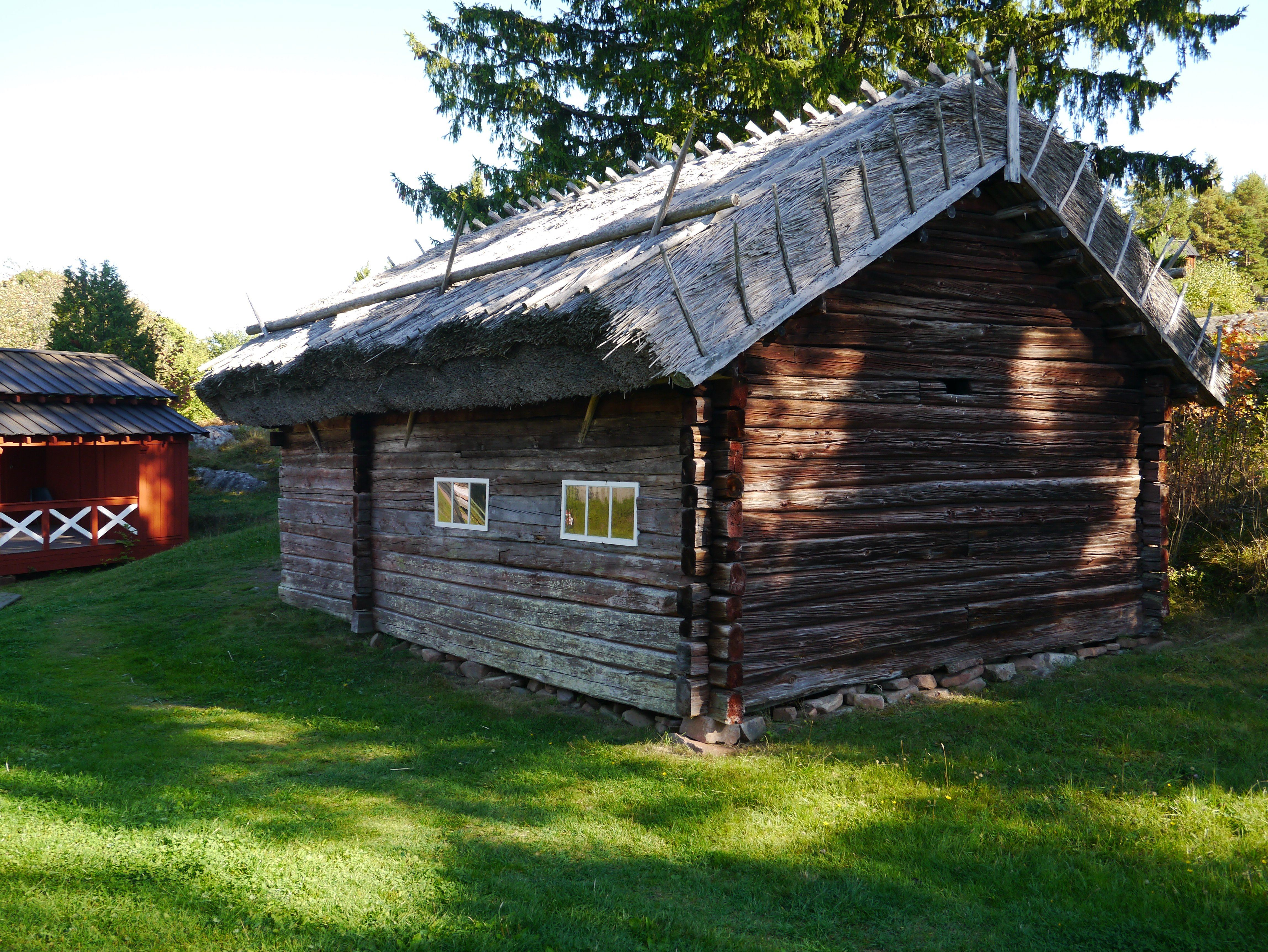 Jan Karlsgården open-air museum