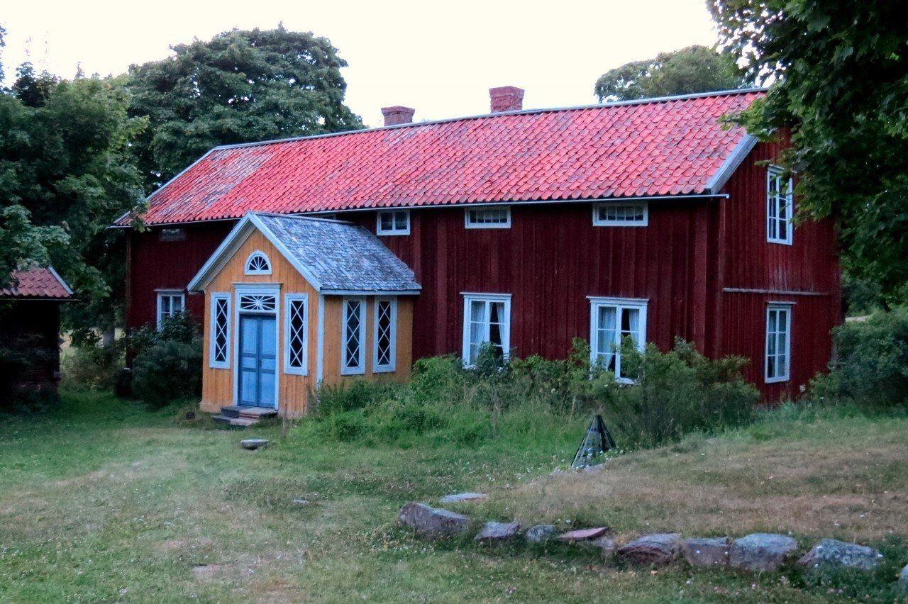 Skarpnåtö hembygdsmuseum