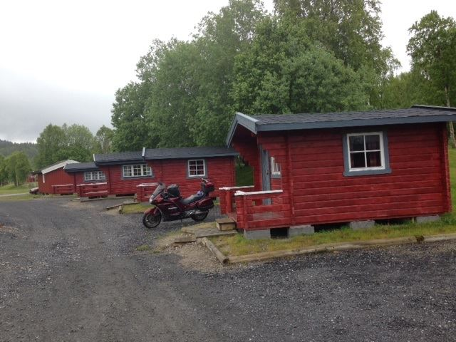 Helgeland Reiseliv,  © Mosjøen Camping, Mosjøen Camping
