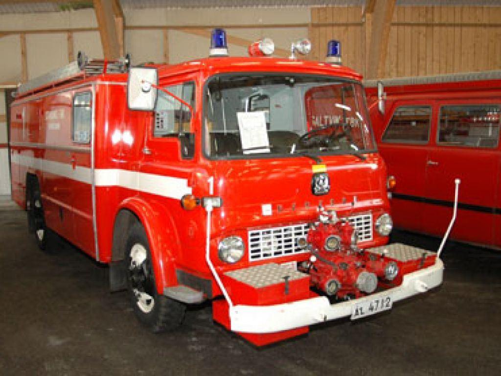 Ålands brandkårsmuseum