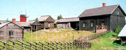 Archipelago homestead museum Hermas