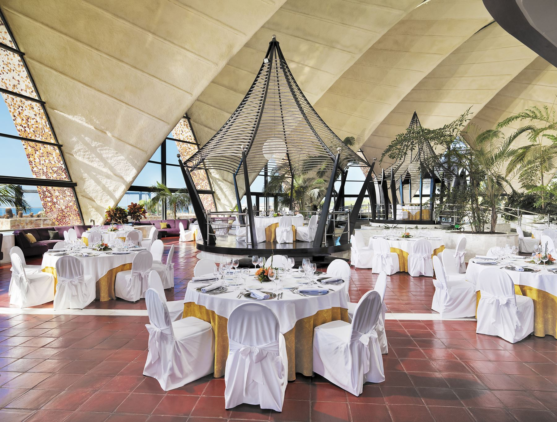 Hotell H10 Playa Meloneras Palace: Fantastisk utsikt över havet!